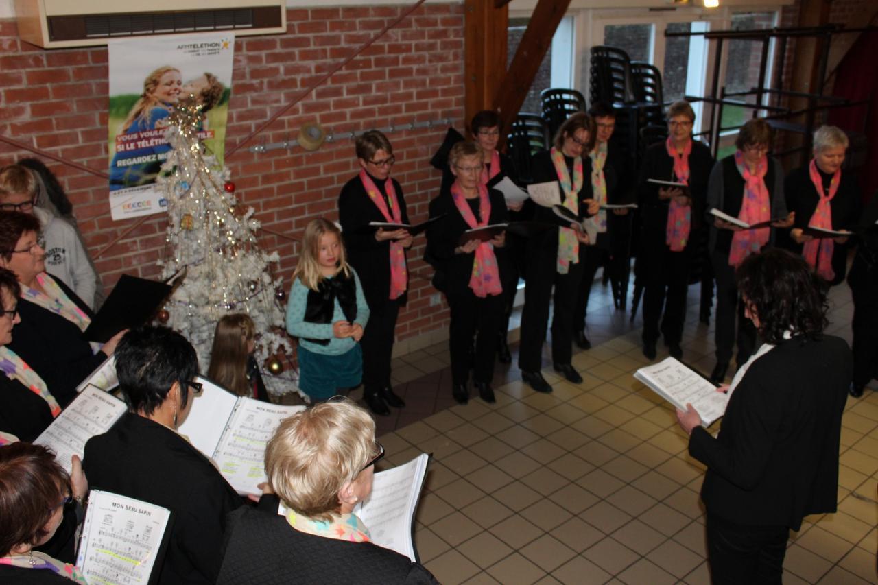 La Chorale des FA SI LA Chanter de Zudausques